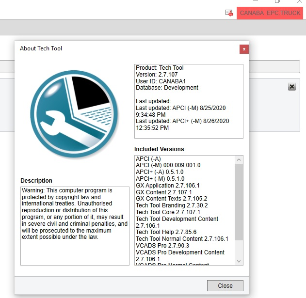 Volvo Techtool 2.7.115 Developer