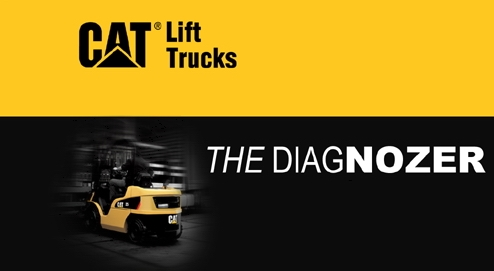 Caterpillar Lift Trucks Diagnozer v3.9