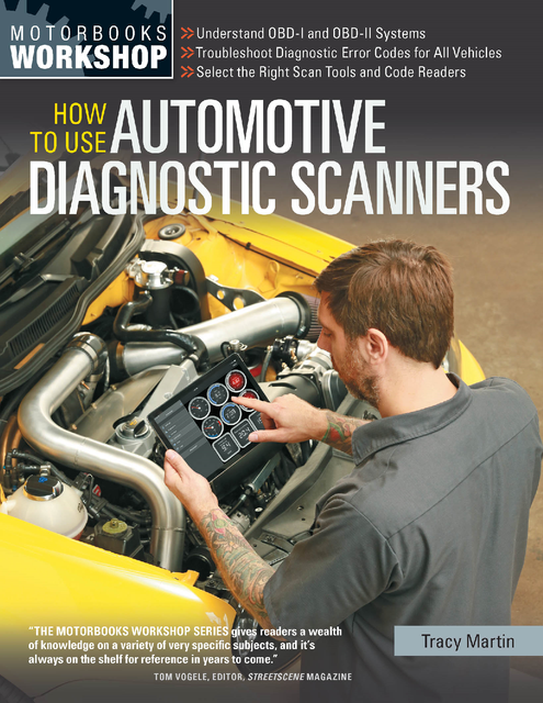 Book. How to Use Automotive Diagnostic Scanners