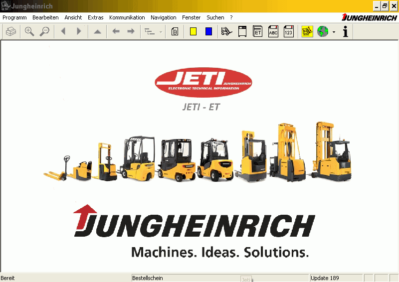 Jungheinrich v4.35 Full set (ET,SH,Judit) +KG