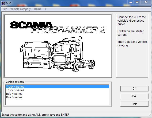 Scania SD2 2.37.85 & SP2 2.35.86